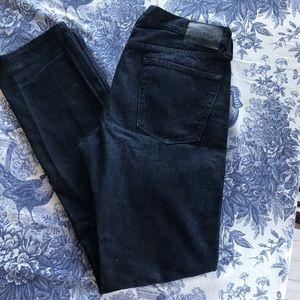 PacSun Bullhead Slim Fit Dark Washed Denim 32x34